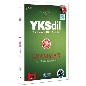 Yargı YKSDİL Yabancı Dil Testi Grammar Diamond Series