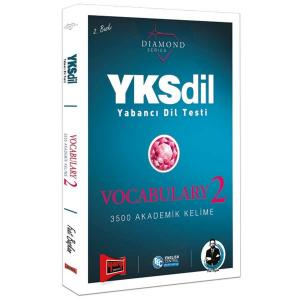 Yargı YKSDİL Yabancı Dil Testi Vocabulary 2 Diamond Series
