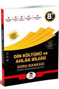 Zeka Küpü Yayınları 8. Sınıf Din Kültürü ve Ahlak Bilgisi Soru Bankası