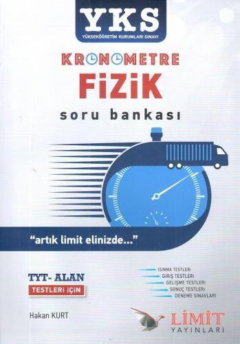 Limit YKS Kronometre Fizik Soru Bankası