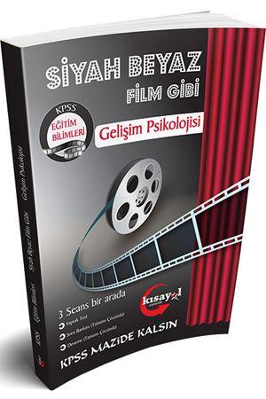 Kısayol KPSS Eğitim Bilimleri Gelişim Psikolojisi Siyah Beyaz Film Gibi Soru Bankası