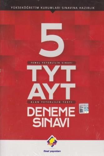 Final TYT AYT 5 li Deneme Sınavı