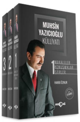 Muhsin Yazıcıoğlu Külliyatı 3 Cilt Takım