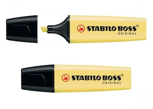 Stabilo Fosforlu Kalem Boss Original Pastel Sarı