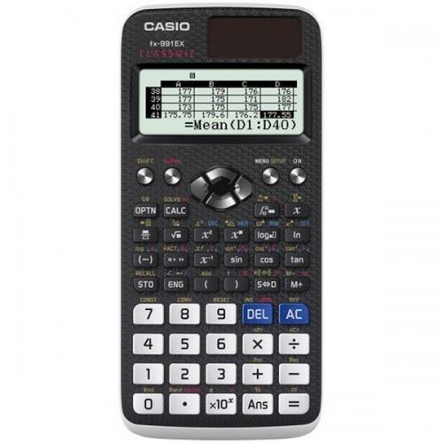 Casio Hesap Makinesi FX-991EX Fonksiyon