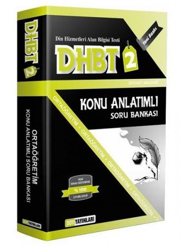 DHBT 2 Ortaöğretim İHL Konu Anlatımlı Soru Bankası - DDY Yayınları