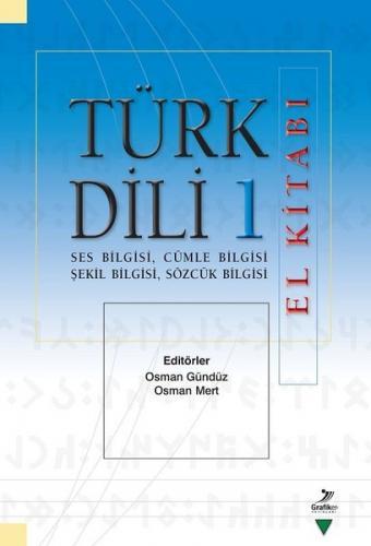 Türk Dili 1 El Kitabı