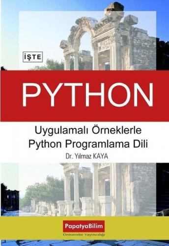 Uygulamalı Örneklerle Python Programlama Dili