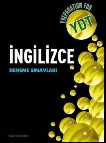 Preparation For YDT İngilizce Deneme Sınavları
