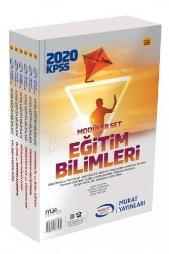Murat Yayınları 2020 KPSS Eğitim Bilimleri Konu Anlatımlı Modüler Set