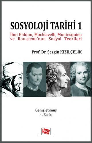 Anı Sosyoloji Tarihi 1