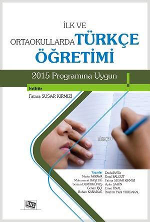 Anı İlk ve Ortaokullarda Türkçe Öğretimi