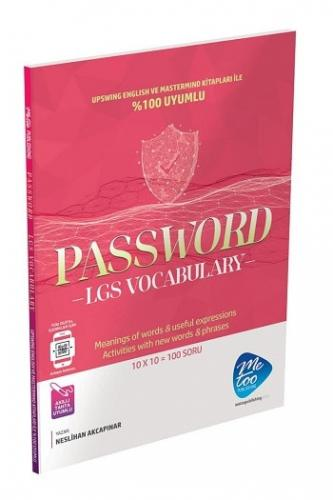 MeToo Publishing Password LGS Vocabulary