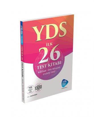 Metoo YDS İlk 26 Test Kitabı Kelime Dilbilgisi Cloze Test