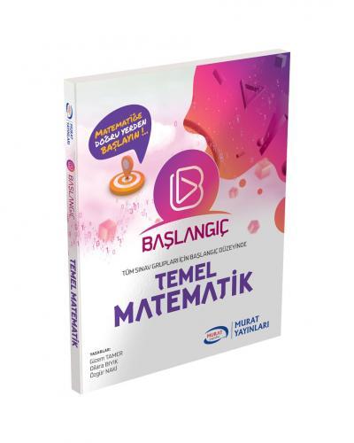Murat Yayınları Başlangıç Temel Matematik %25 indirimli Gizem Tamer