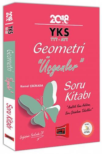 Yargı YKS TYT - AYT Geometri Üçgenler Soru Kitabı