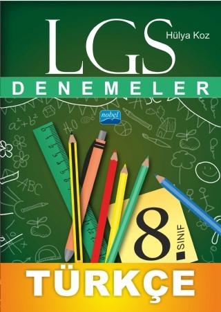 Nobel Akademi 8. Sınıf LGS Türkçe Denemeler