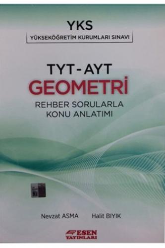 Esen YKS TYT AYT Geometri Rehber Sorularla Konu Anlatımı