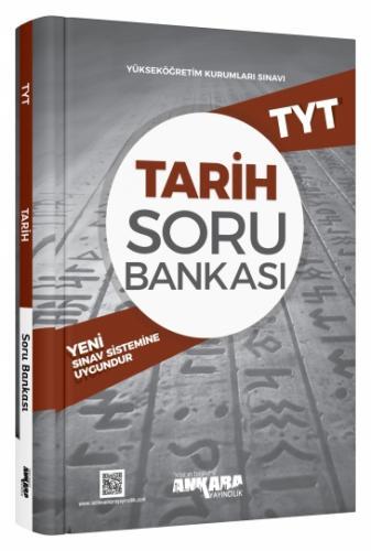 YKS TYT Tarih Soru Bankası - Ankara Yayıncılık