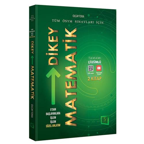 657 Dikey Matematik Soru Bankası 2. Kitap Çözümlü Sorular %40 indiriml