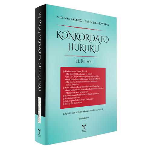Konkordato Hukuku El Kitabı