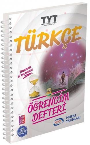 Murat YKS TYT Türkçe Öğrencim Defteri 3015