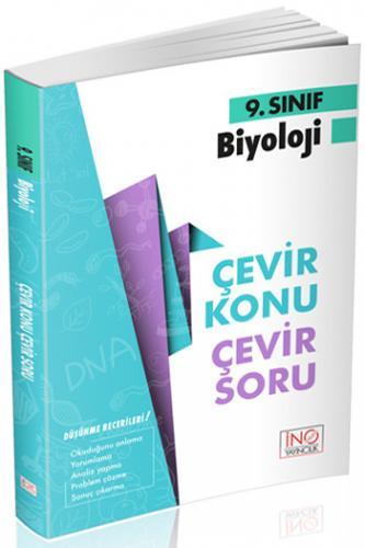 İnovasyon 9. Sınıf Biyoloji Çevir Konu Çevir Soru