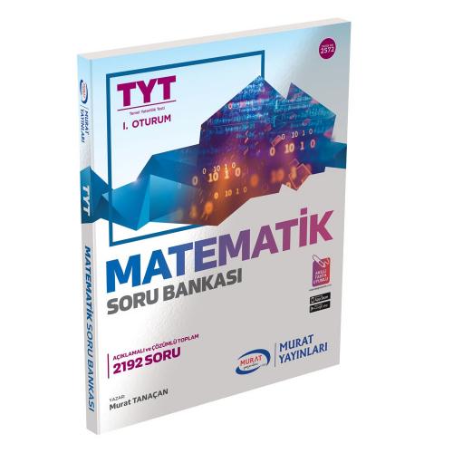 Murat Eğitim YKS TYT 1. Oturum Matematik Soru Bankası