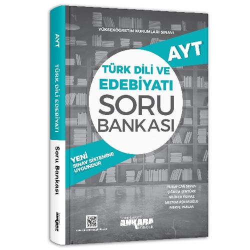 YKS AYT Türk Dili ve Edebiyatı Soru Bankası - Ankara Yayıncılık