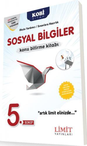 Limit 5. Sınıf Sosyal Bilgiler Konu Bitirme Kitabı