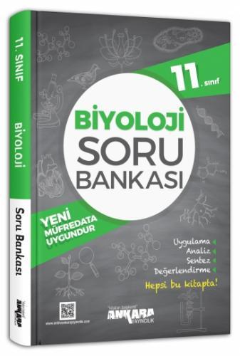 11. Sınıf Biyoloji Soru Bankası - Ankara Yayıncılık