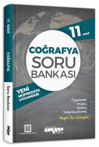 11. Sınıf Coğrafya Soru Bankası - Ankara Yayıncılık