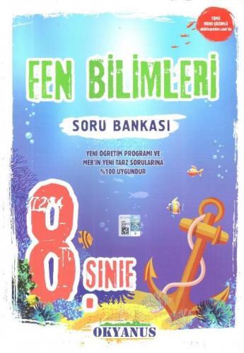Okyanus 8. Sınıf Fen Bilimleri Soru Bankası