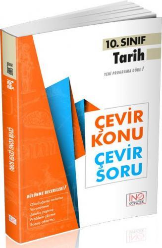 İnovasyon 10. Sınıf Tarih Çevir Konu Çevir Soru