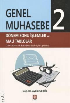 Genel Muhasebe - 2 Aydın Gersil