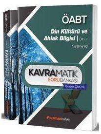Uzman Kariyer Yayınları ÖABT Din Kültürü Kavramatik Soru Bankası Çözümlü Modüler Set