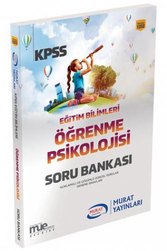 Murat KPSS Eğitim Bilimleri Öğrenme Psikolojisi Soru Bankası