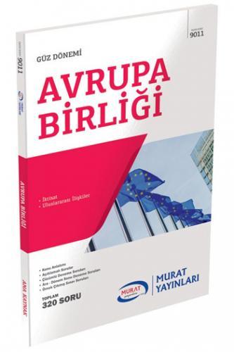 Murat Yayınları 4. Sınıf 7. Yarıyıl Avrupa Birliği Kod 9011