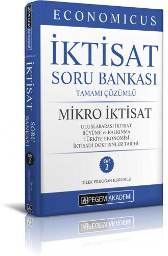 Pegem Yayınları 2020 KPSS A Grubu Economicus Mikro İktisat Tamamı Çözü