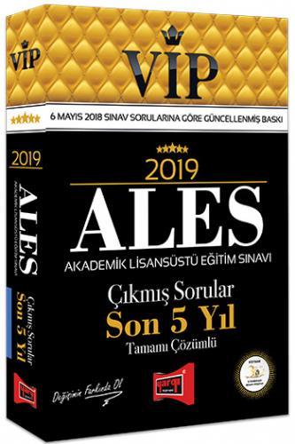 Yargı ALES VIP Tamamı Çözümlü Son 5 Yıl Çıkmış Sorular %40 indirimli