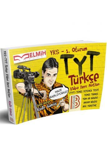Kelepir Benim Hocam Yayınları YKS TYT 1. Oturum Türkçe Video Ders Notl