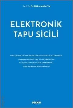 Elektronik Tapu Sicili Gökhan Antalya