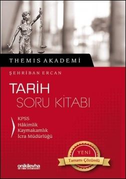 Themis Akademi Tarih Soru Kitabı %20 indirimli Şehriban Ercan