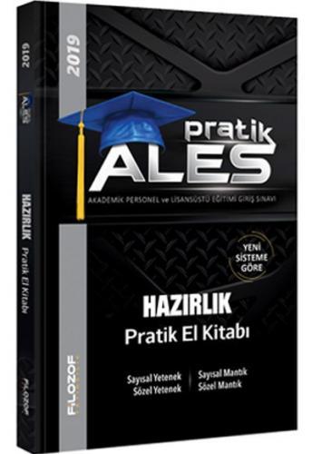 Filozof ALES Hazırlık Pratik El Kitabı 2019