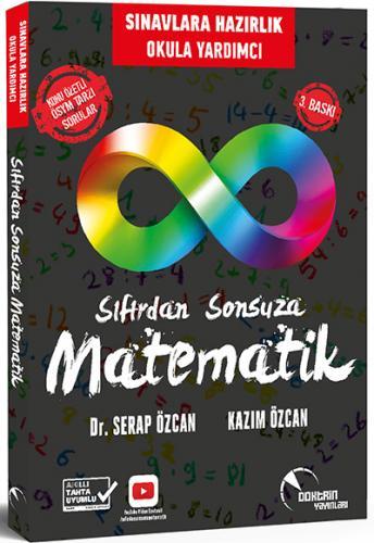 Doktrin Sıfırdan Sonsuza Matematik Konu Özetli Soru Bankası