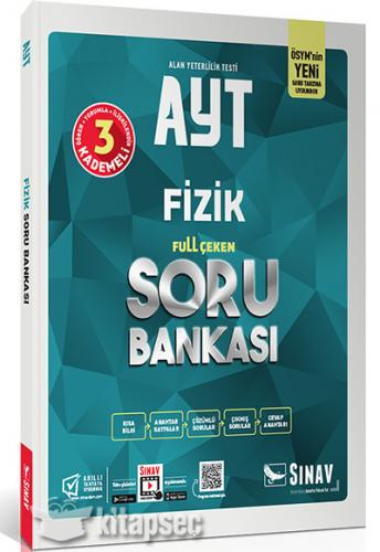 Sınav  Yayınları Fizik Full Çeken Soru Bankası