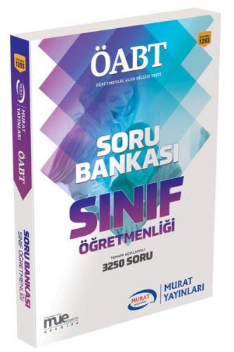 Murat Eğitim KPSS ÖABT Sınıf Öğretmenliği Soru Bankası 1293