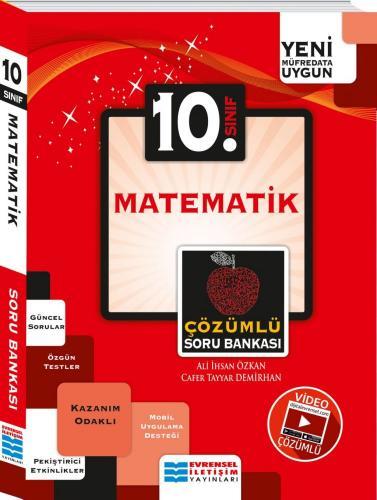 Evrensel İletişim 10. Sınıf Matematik Video Çözümlü Soru Bankası