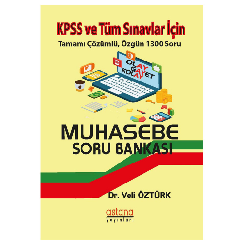 Astana KPSS A Grubu Muhasebe Soru Bankası
