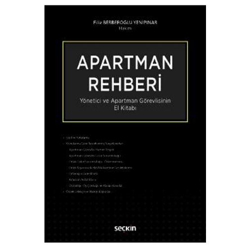Apartman Rehberi Yönetici ve Apartman Görevlisinin El Kitabı %10 indir